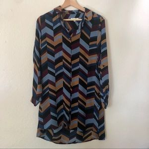 Jade Melody Tam Shirt Dress